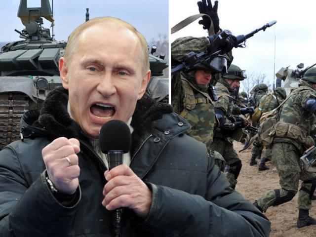 """Nghìn binh sĩ, trăm máy bay Nga tập trận phòng """"kẻ thù"""" tấn công"""