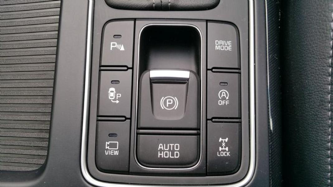 Hệ thống tự động giữ phanh Auto Hold là gì? - 1