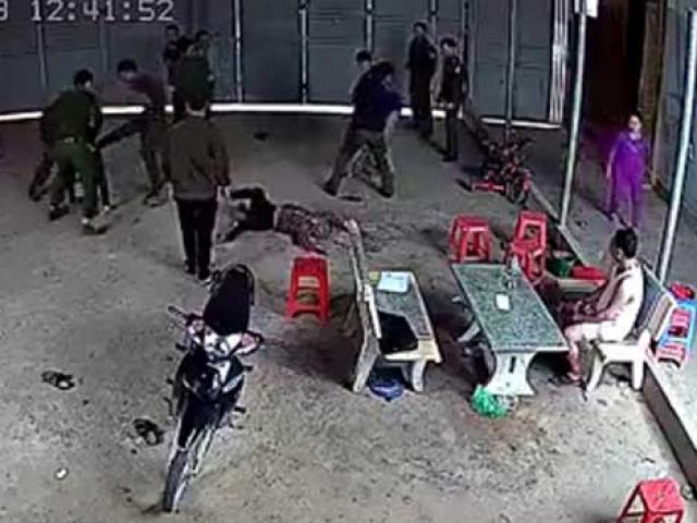 """Clip công an đánh người ở Tuyên Quang """"đã bị cắt một phần sự thật"""""""