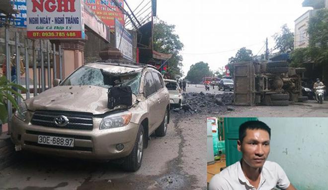 """Chủ xe Toyota bãi nại, tài xế bẻ lái cứu 2 nữ sinh thoát """"án"""" hình sự - 1"""