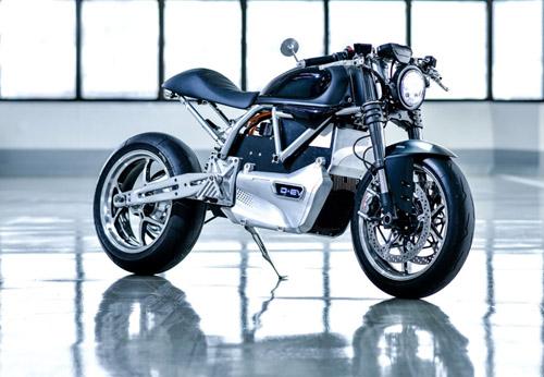 Ducati Scrambler D-EV chạy điện đầu tiên trên thế giới có gì? - 1