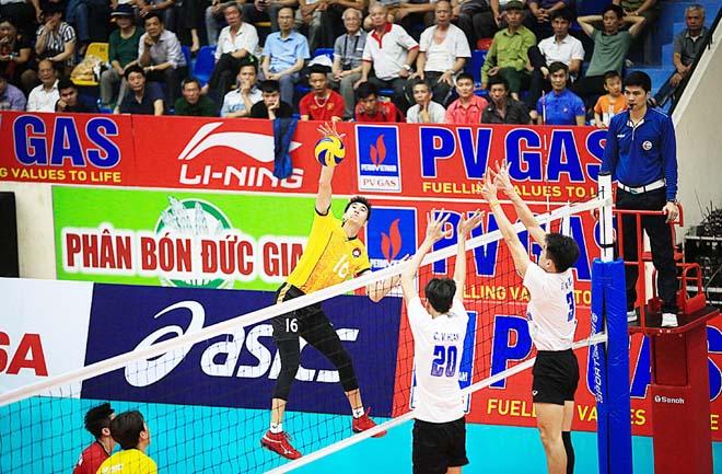 Khai mạc giải bóng chuyền vô địch quốc gia PV GAS năm 2018 - 1