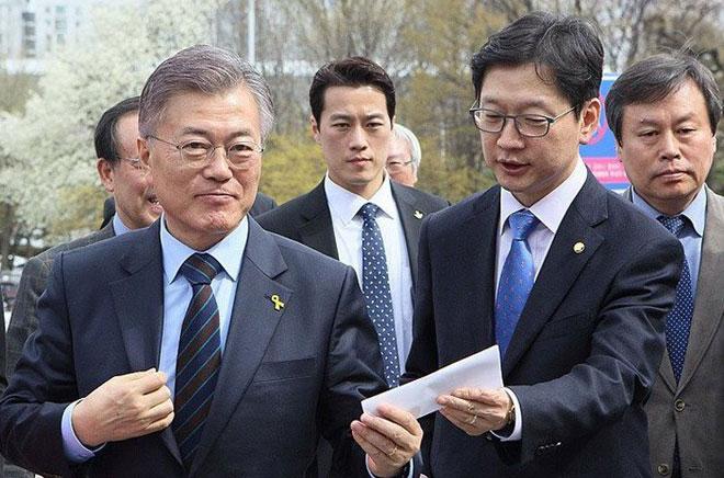 Vệ sỹ Tổng thống Hàn Quốc: Siêu đẹp trai, đai đen 11 đẳng hơn cả cao thủ - 1