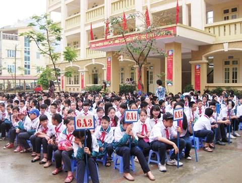 Đầu tháng 7, Hà Nội tuyển sinh trực tuyến vào mầm non, lớp 1, lớp 6 - 1