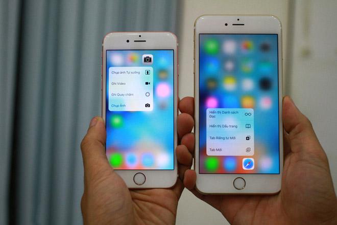 iPhone 6S, 6S Plus giảm mạnh chỉ còn 4,7 triệu tại Di Động Việt - 1