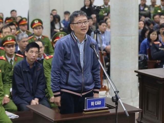 """Con trai Trịnh Xuân Thanh kháng cáo """"đòi' biệt thự, xe hơi"""