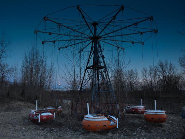 Enchanted Forest Playland, bang Ohio: Công viên giải trí này chỉ hoạt động 5 năm trước khi đóng cửa.