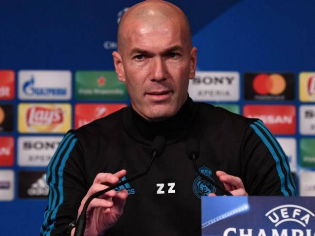 Họp báo Real đấu Bayern cúp C1: Zidane vỗ ngực, Ronaldo sinh ra để vô địch