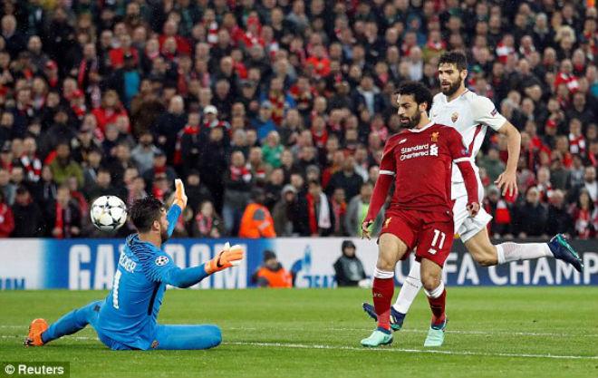 Liverpool - AS Roma: Tuyệt đỉnh siêu sao, đại tiệc 7 bàn mãn nhãn - 1