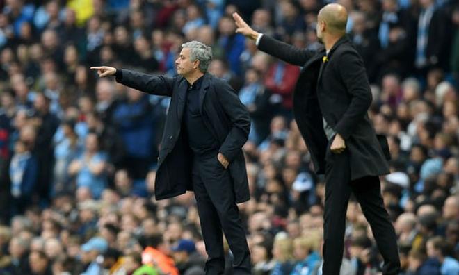Mourinho mạnh miệng: MU phi thường như Barca, mùa sau Man City sấp mặt - 1