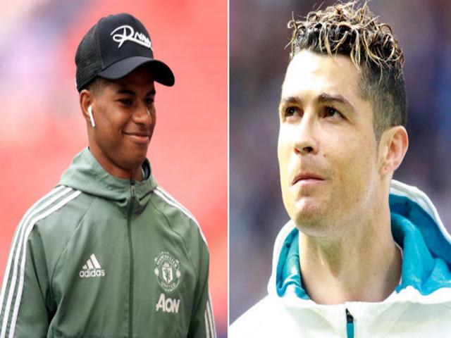 """MU chú ý: Real - Ronaldo mưu cao, dùng """"mồi"""" câu Rashford"""