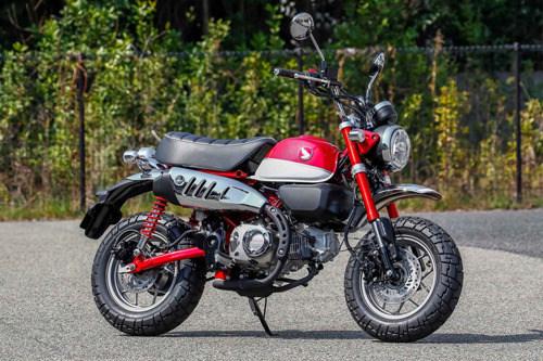 CHÍNH THỨC: Honda hồi sinh huyền thoại Monkey - 1