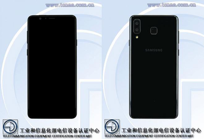Lộ Galaxy S8 Lite và A8 Star với camera phong cách iPhone X - 1