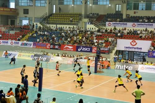 Giải bóng chuyền Cup Hùng Vương 2018 - thu hút nhiều hãng thể thao lớn - 1