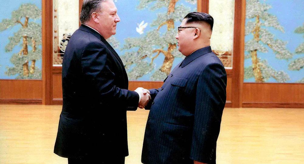 Nhà Trắng bất ngờ công bố ảnh tuyệt mật về Kim Jong-un - 1