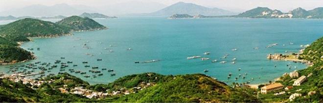 """Khánh Hòa, thiên đường vạn đảo có """"một không hai"""" - 1"""