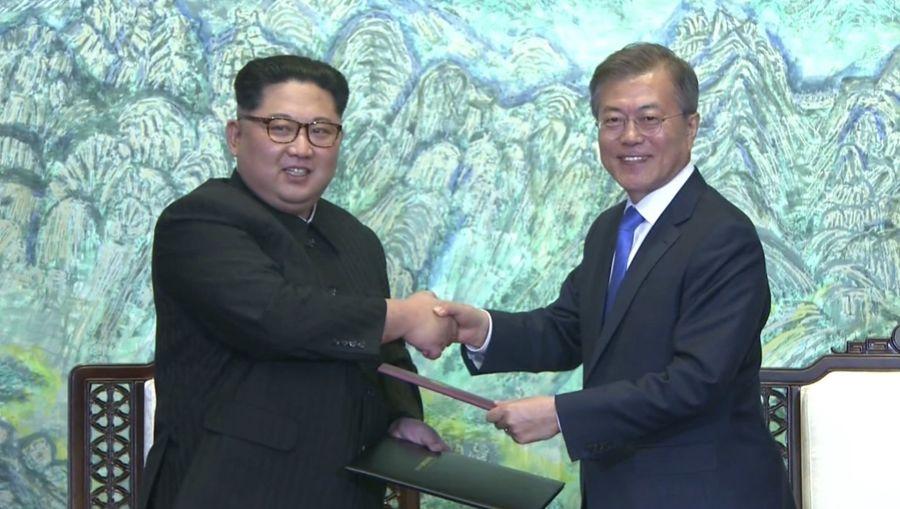 Sẽ chính thức không còn chiến tranh giữa Triều Tiên và Hàn Quốc - 1