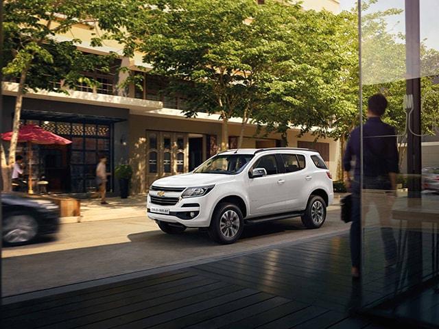 Chevrolet Trailblazer có giá bán từ 859 triệu đồng