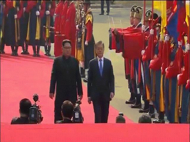 Vì sao HQ dùng nghi thức triều đình thời cổ để đón Kim Jong-un?