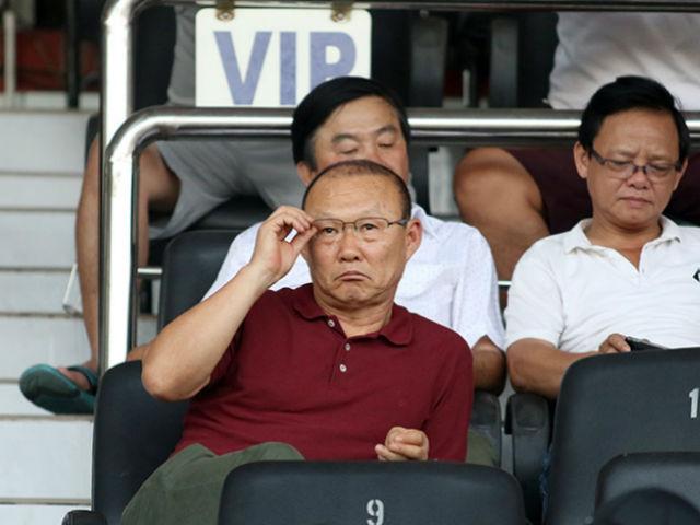 """U23 VN đấu ASIAD: HLV Park Hang Seo tìm """"Quang Hải, Công Phượng mới"""""""