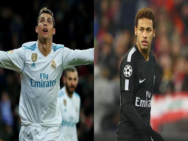 """PSG phản đòn: """"Nóng mắt"""" Real chèo kéo Neymar, mua Ronaldo vô địch C1"""