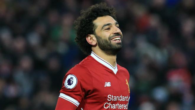 """Liverpool – Stoke City: Giữ chân """"Messi Ai Cập"""", mơ vô địch C1 - 1"""