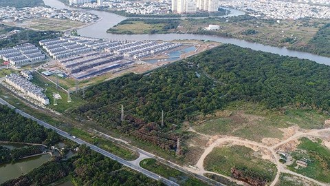 Quốc Cường Gia Lai đòi trả lãi nếu huỷ hợp đồng đất Phước Kiển - 1