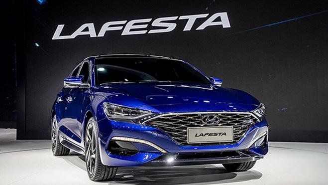 Hyundai ra mắt sedan thể thao hoàn toàn mới Lafesta - 1