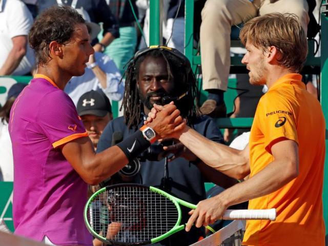"""Cập nhật Barcelona Open ngày 4: """"Ngựa ô"""" 19 tuổi gây sốc, hẹn Nadal ở chung kết"""