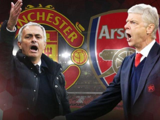 """Trọng tài bắt đại chiến MU – Arsenal: """"Quỷ đỏ"""" sướng rơn, """"Pháo thủ"""" lo ngay ngáy"""