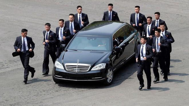 Ngắm dàn xe chống đạn của hai nhà lãnh đạo Triều Tiên và Hàn Quốc - 1
