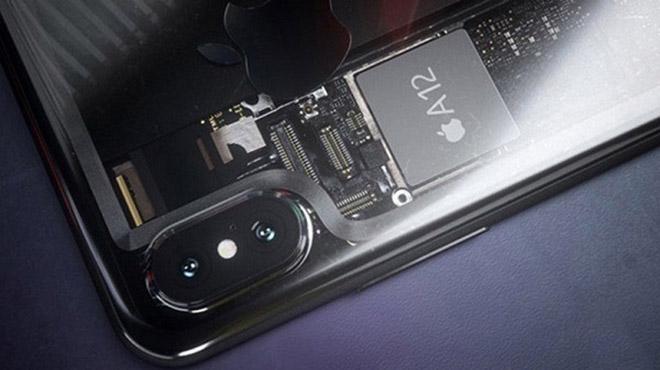 Chip xử lý cho iPhone thế hệ tiếp theo bắt đầu sản xuất - 1