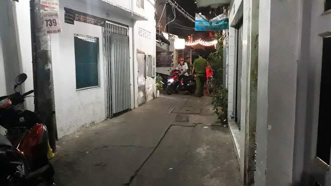 Sau tiếng nổ, người phụ nữ bán vé số tử vong trong nhà trọ - 1