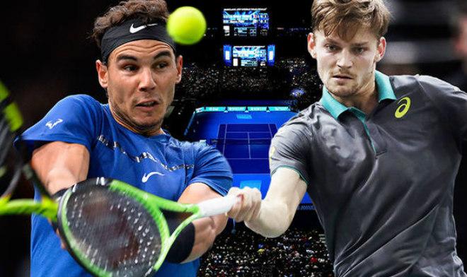 """Cập nhật Barcelona Open ngày 4: """"Ngựa ô"""" 19 tuổi gây sốc, hẹn Nadal ở chung kết - 1"""