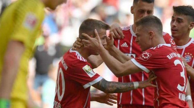 Bayern Munich - Frankfurt: Rực rỡ dàn sao trẻ, 5 bàn tưng bừng - 1