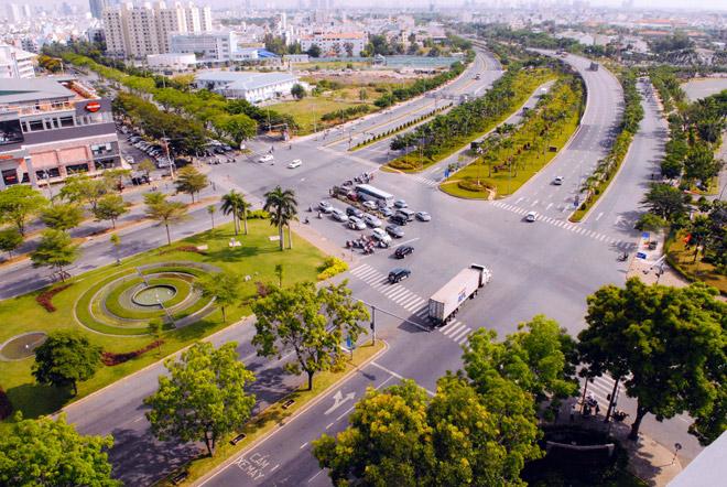 """Sài Gòn """"lột xác"""" sau 43 năm giải phóng miền Nam, thống nhất đất nước - 16"""