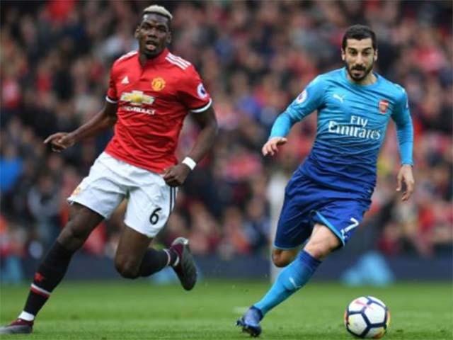 MU - Arsenal: Trận cầu cảm xúc, người hùng phút 90+1