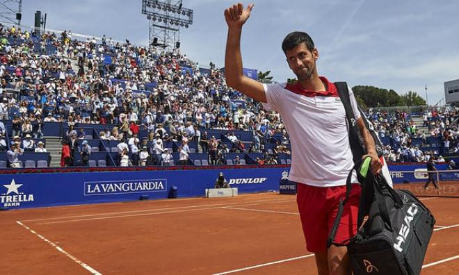 Tin thể thao HOT 29/4: Djokovic khổ sở vì chấn thương - 1