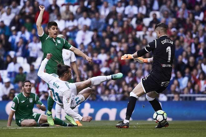 Real Madrid - Leganes: Siêu sao móc bóng, đoạn kết hú hồn - 1