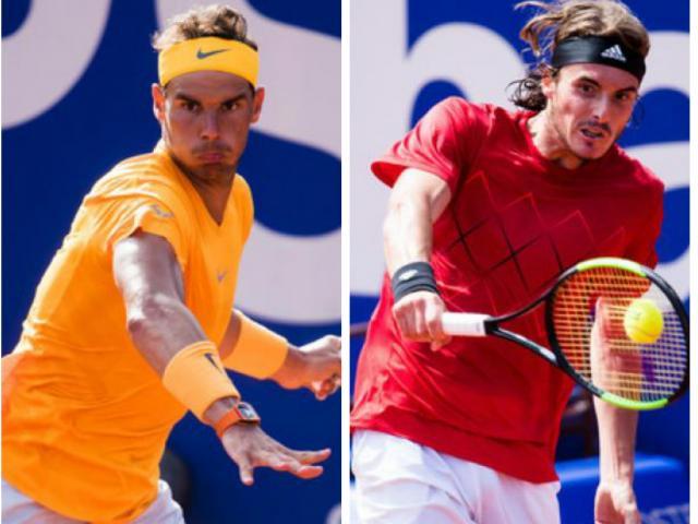 """Nadal - Tsitsipas: Đối đầu """"ẩn số"""", chân mệnh bá vương  (chung kết Barcelona Open)"""