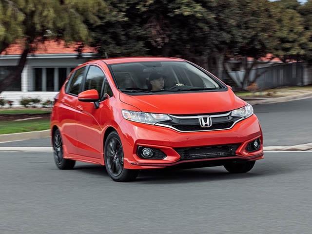 Honda Fit 2019 có giá từ 388 triệu đồng
