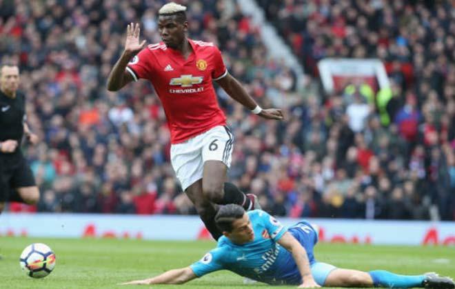 """Góc chiến thuật MU – Arsenal: Mourinho & mũi kiếm """"Taka-dada"""" - 1"""