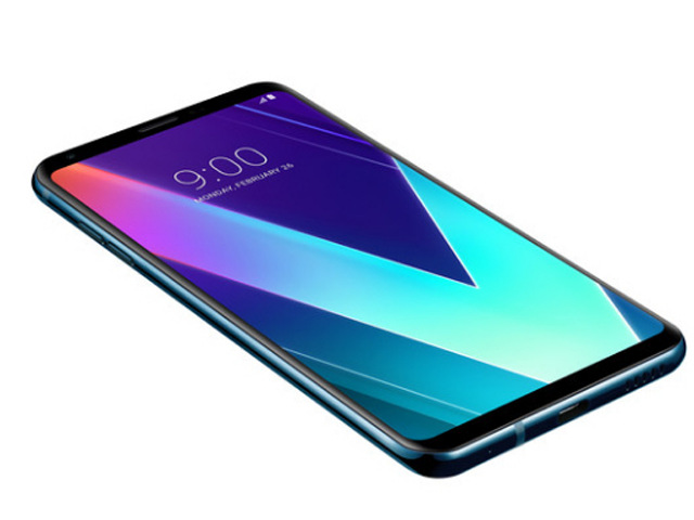 LG V30S ThinQ có giá 21,1 triệu đồng, nhận đơn đặt hàng từ bây giờ