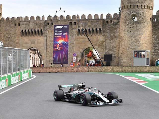 """Đua xe F1, Azerbaijan GP: """"Kho điểm"""" rộng cửa chào đón tất cả"""