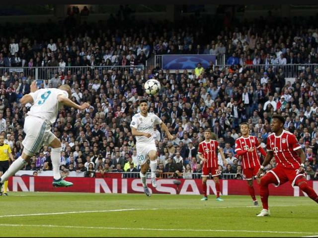 Real Madrid - Bayern Munich: Đôi công mãn nhãn, siêu kịch tính