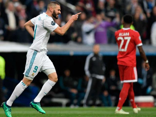 """Benzema thăng hoa, vua Ronaldo """"bảo kê"""": Real nhường Kane cho MU"""