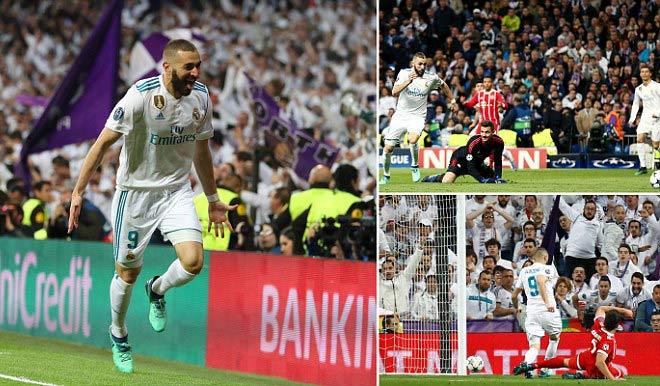 """Góc chiến thuật Real – Bayern: Ronaldo """"ẩn mình"""", đọ trí tuyệt đỉnh - 1"""