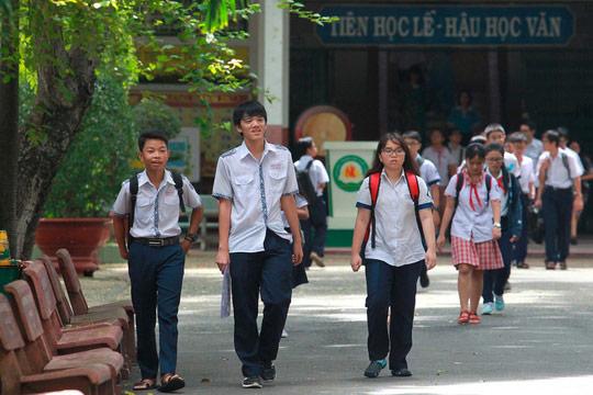 Hơn 15.000 học sinh TP.HCM rớt lớp 10 công lập sẽ học ở đâu? - 1