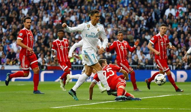 """Ronaldo """"vô hình"""", bỏ lỡ siêu tưởng: Suýt thành tội đồ Real - 1"""
