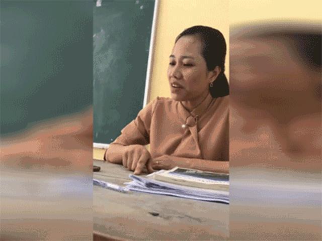 """Cô giáo """"mắng"""" học sinh siêu dễ thương đốn tim dân mạng"""